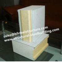 Buy cheap PU Insulation Sandwich Cold Room Freezer Panels for Cold Storages Store Fruit from wholesalers