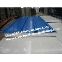 Buy cheap EPS Sandwich Cold Room Panel Steel Sheet For Cold Storage and Prefab House from wholesalers