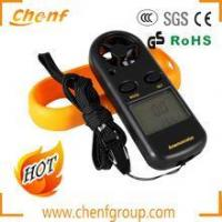 Buy cheap Chenf Resolution 0.1 m / s 0.2 C air anemometer from wholesalers