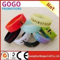 Buy cheap GZ-MG materail 100% silicone box mod vape band from wholesalers