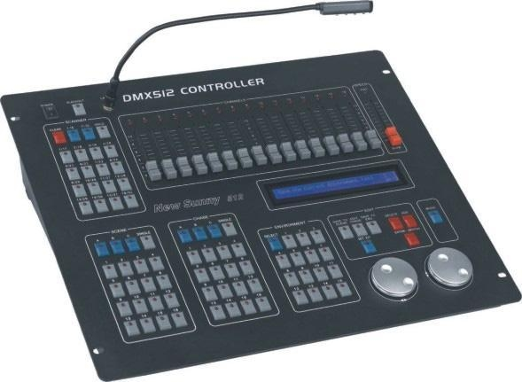 Quality Controllers Series Name:New Sunny 512 Console for sale