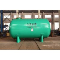 China Glass Lined Chemical Storage Tank , 10000L Bromine Chemical Process Tanks on sale