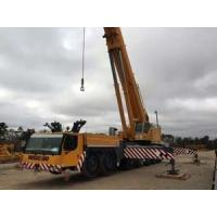 Buy cheap 2005 Liebherr LTM 1400-7.1 500-Ton All Terrain Crane from wholesalers