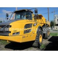 Two 2012 Volvo A35F 35-Ton Articulated Haul Trucks used for sale Manufactures