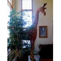 12' Giraffe Sculpture used for sale Manufactures