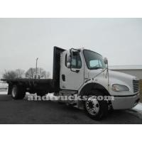 China Used Freightliner Flatbed Trucks for Sale on sale