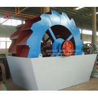 Best Selling From China Efficient Wheel Sand Washing Machine Manufactures
