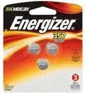 Buy cheap Energizer 357 1.55V Silver Oxide Battery, 3/Pack (SR44) from wholesalers