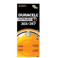 Buy cheap Duracell 303/357B Watch Battery (SR44, G13, GS14 Replacement) from wholesalers
