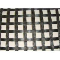 China Triaxial Geogrid Reinforcement For Pavement / Driveways , Geogrid Road Construction on sale