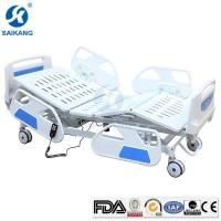 China Cheap Electric Hospital Patient Chair Beds with 5 Functions for Sale on sale