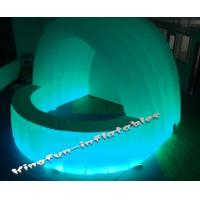 Inflatable bar&wall Lighted inflatable pub bar 2016 Details