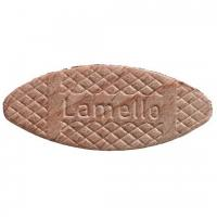 Lamello Wood Join Biscuit 47mmL x 15mmW x 4mmT Size0 (1000pcs) Manufactures