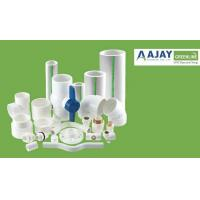 China upvc pipes and fittings manufacturing company india on sale