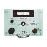 ACL Astro Communications SH-213BP-1 Tuning Head 200-500 MHz, AS-IS sku3524