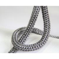 E-glass Fiberglass Knitted Ropess Wood Stove Door Gasket Manufactures