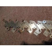 Buy cheap Progressive Dies Metal Stamping Parts For Machine Assembly , Custom Metal Parts from wholesalers