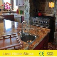 China Slabs of Best Kitchen Countertops Granite Colors for Hotel Restaurant on sale