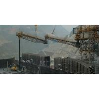Potain MD Topbelt Tower Crane Top Slewing Tower Cranes Manufactures