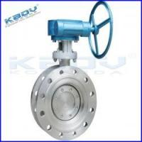 Butterfly Valves Triple Eccentric Flange Butterfly Valve Manufactures