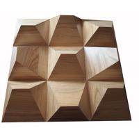 China 3D solid wooden QRD sound diffuser sound reflector aco Manufactures