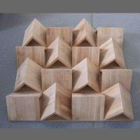 Sound fireproof QRD wooden acoustical diffuser panel Manufactures