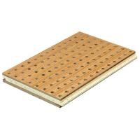 Buy cheap Slotted Hole Acoustic Panels Perforated Acoustic Ceiling Til from wholesalers