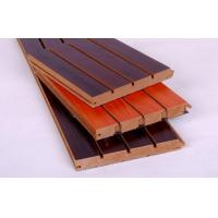 Buy cheap 2017 mdf acoustic board for hotel wall tile from wholesalers