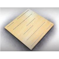 Buy cheap 2017 wood fiber acoustical ceiling tiles prices from wholesalers