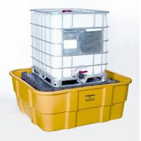IBC Spill Unit with Poly Platform