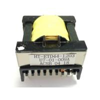 China Mn-Zn PC40 Ferrite Core ETD44 High Frequency Step Down Transformer on sale