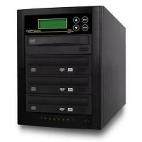 China Copystars DVD duplicator 1 - 3 Asus 24x DL Burner Sata Smart Pro CD DVD Duplicator tower on sale