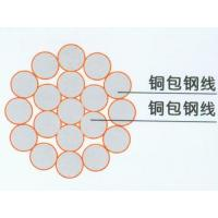 China copper-clad steel stranded wires on sale