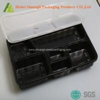 Buy cheap Plastic disposable packed personalized lunch boxes from wholesalers