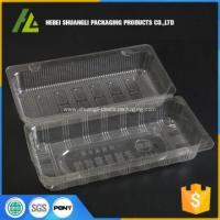 Buy cheap clear PET cake packaging box from wholesalers