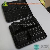 Buy cheap blister process food grade plastic bento boxes from wholesalers
