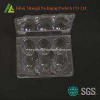 China recycled plastic quail egg trays on sale
