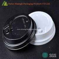 PS plastic lid for coffee cup Manufactures