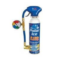 Buy cheap A/C Recharge Kits 525 Polar Ice A/C Recharge Kit 19oz R-134A Freon W/ Charging Hose from wholesalers