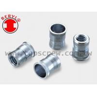 China KNURLED THREAD INSERT on sale