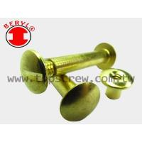 BRASS BINDING POST SCREW / CHICAGO SCREW