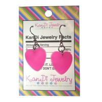 Buy cheap Bulk Earings, Gummy hearts from wholesalers