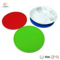 China Silicone placemat,silicone table mat,insulation pad wholesale