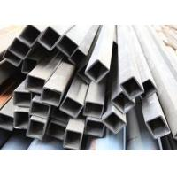 A333 Grade6 Low Temperature Impact Test Seamless Steel Tubes , Rectangular Steel Tube Manufactures
