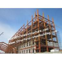 Steel structure building hotel project pre-fabricated steel buildings construction Manufactures