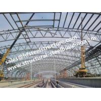 Buy cheap Steel Structure Contractor Fabricator Industrial Steel Buildings Construction EPC from wholesalers