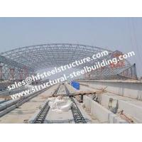 Buy cheap H-beam column Type Steel Structure Buildings , Structural Steel Fabricator from wholesalers