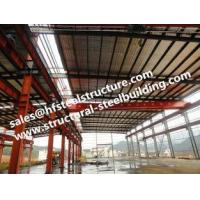 Buy cheap Concrete Steel Mixed Building Structural Steel Framed Buildings Quick Erected Prefabricated Building from wholesalers