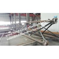 Buy cheap Electric Power Transmission Line Industrial Steel Buildings Communication Towers from wholesalers