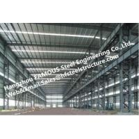 Buy cheap Fabricated Steel Industrial Steel Buildings with Galvanized steel Surface treatment from wholesalers